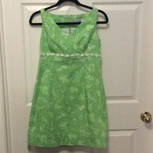 Vintage Lilly Pulitzer dress. Size 2